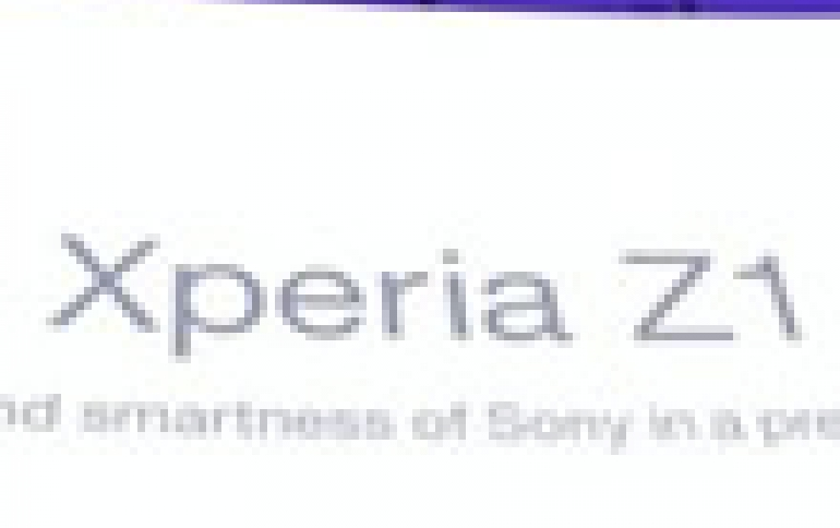 IFA 2013: Sony Unveils The Xperia Z1 Smartphone, New concept lens-style Cameras, New 4K handycam and VAIO Fit multi-flip PC