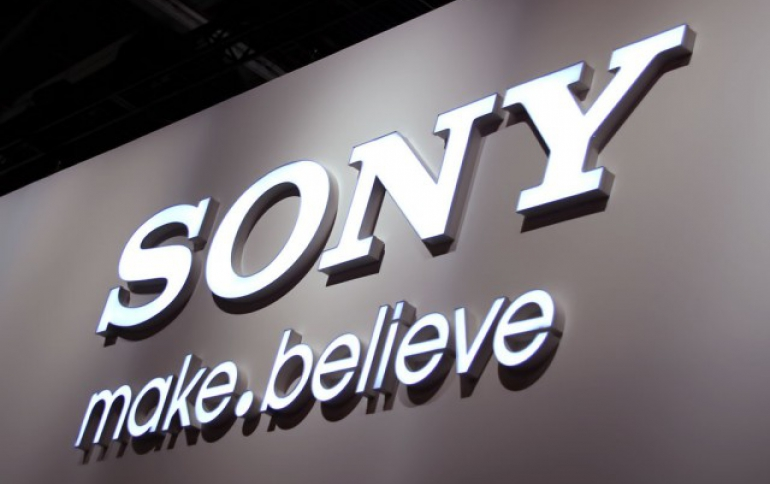 Sony Aims At Growth Phase on Games, Image Sensors