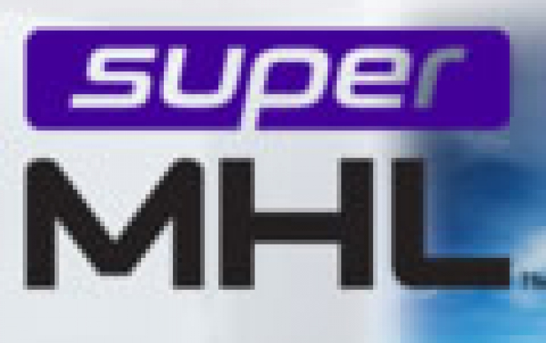 SuperMHL Specification Supportd Up to 8K
