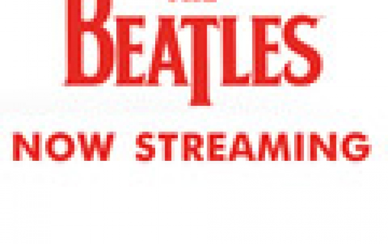 The Beatles Music Catalog To Released Via Streaming