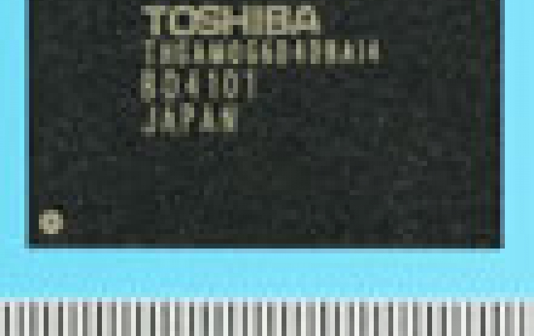 Apple, Dell, Kingston, Amazon, Could Join Foxconn In Bid for Toshiba Chip Business