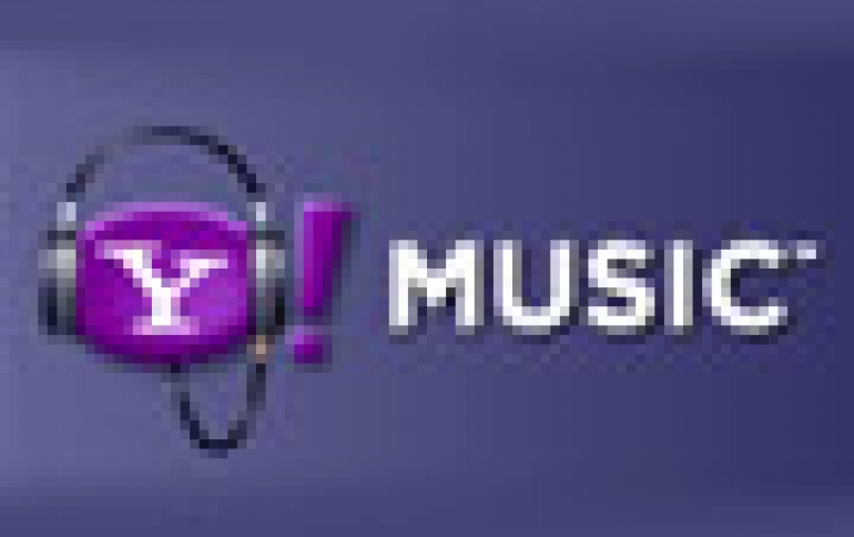 Yahoo Trials DRM-free MP3 Downloads