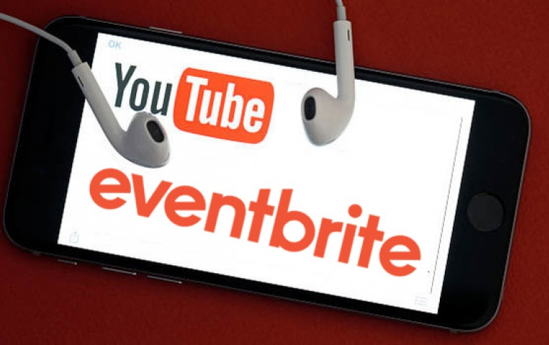 YouTube to Sell Concert Tickets Through Music Videos