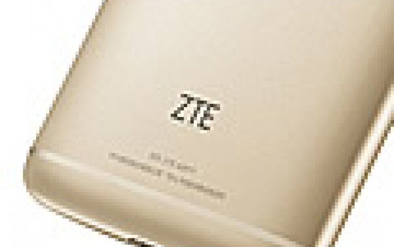ZTE Says Company's Survival at Risk