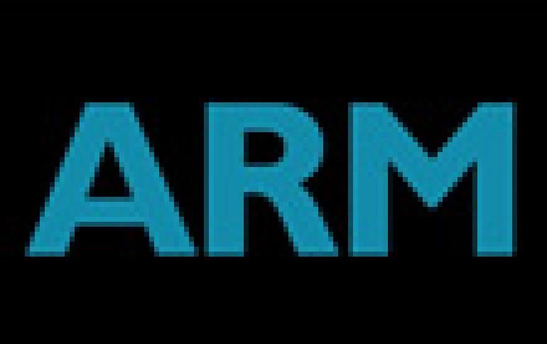 ARM Sales Beat Estimates
