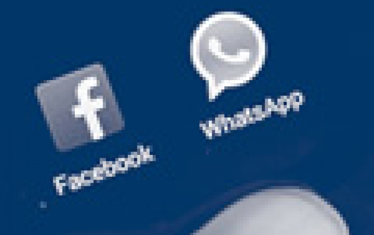 European Commission Fines Facebook €110 Million for Providing Misleading Information About WhatsApp Takeover