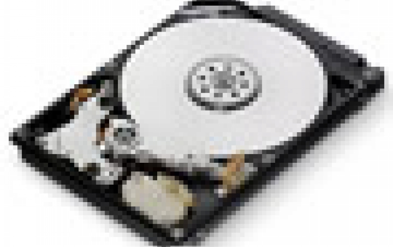 New Family of Hitachi 750GB Mobile Hard Drives Feature 4K Sectors