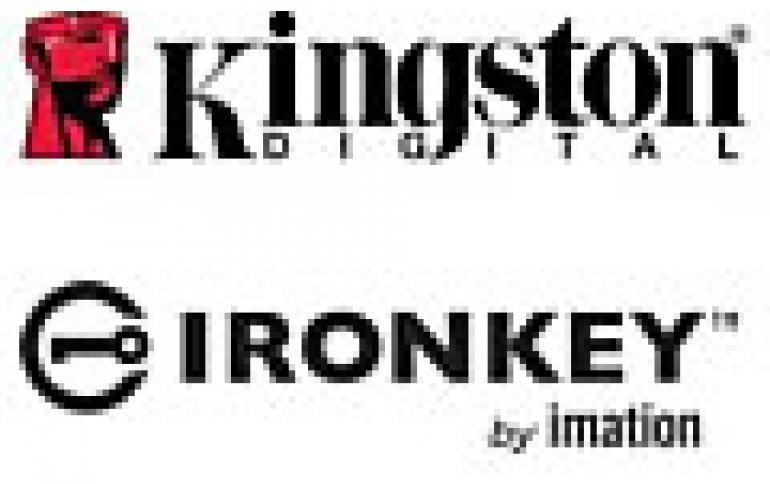 Kingston Buys USB Technology and Assets of IronKey from Imation