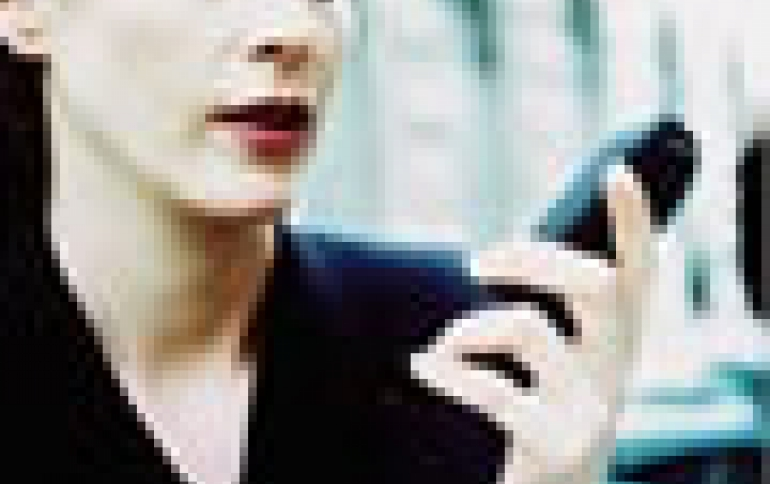 Mobile Phone Sales Declined in 2012
