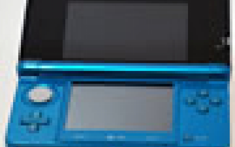 Nintendo Sees No Threat By Sony's NGP Handheld