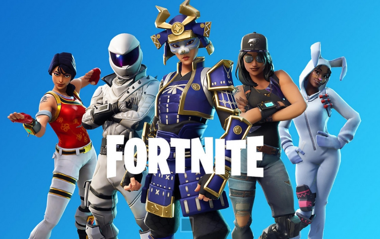 PS4 Gets Fortnite Cross-play Support