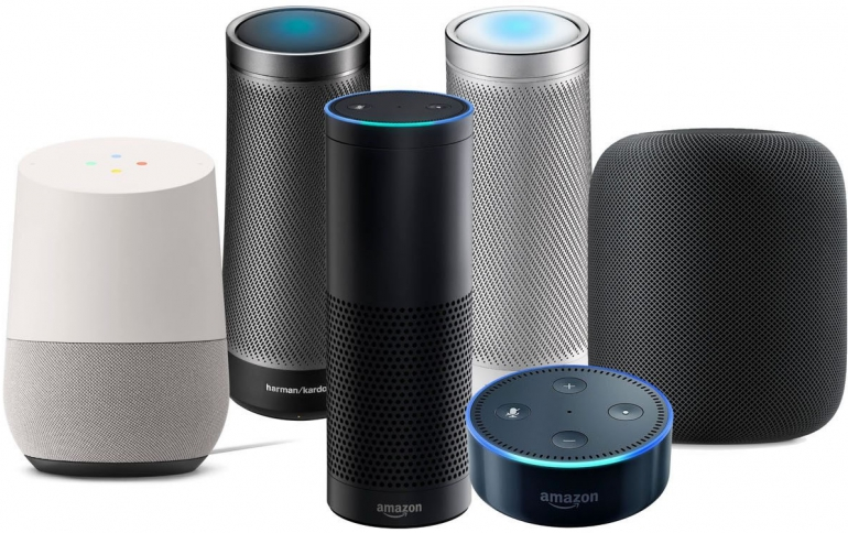 Consumers Use Smart Speakers For Music