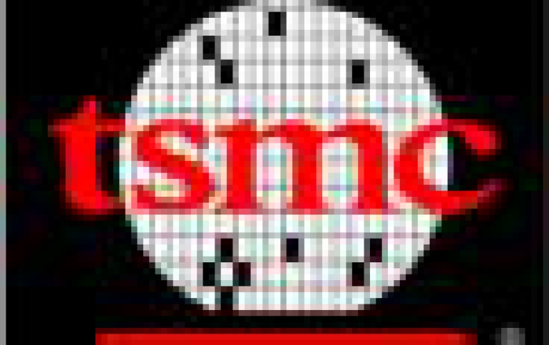TSMC Ramps 40nm Volume Production