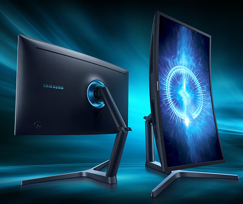 Samsung Introduces First HDR QLED Gaming Monitors